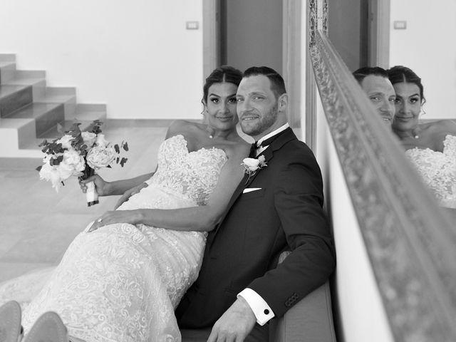 Il matrimonio di Erika e Coy a Massa Lubrense, Napoli 51