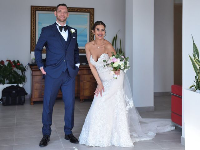 Il matrimonio di Erika e Coy a Massa Lubrense, Napoli 52