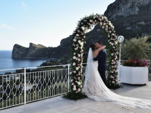 Il matrimonio di Erika e Coy a Massa Lubrense, Napoli 54