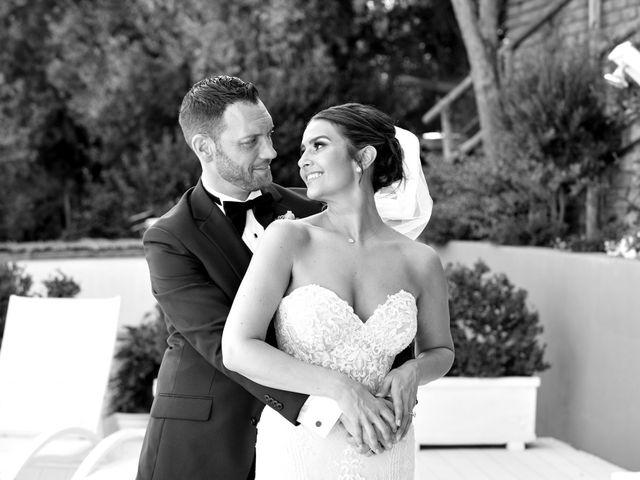 Il matrimonio di Erika e Coy a Massa Lubrense, Napoli 57