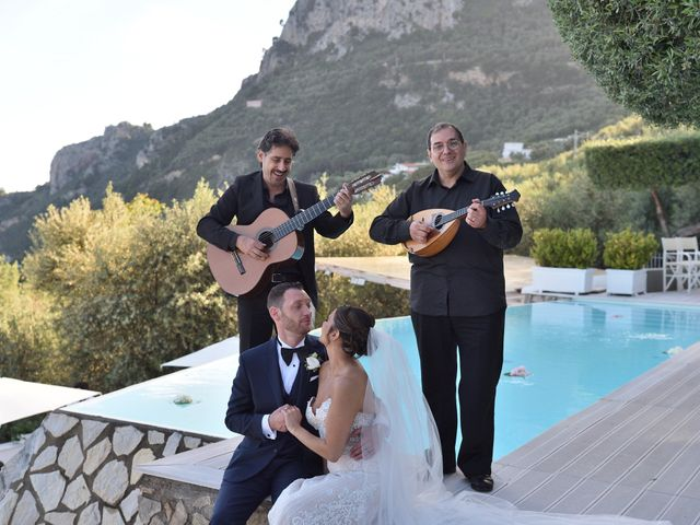 Il matrimonio di Erika e Coy a Massa Lubrense, Napoli 60