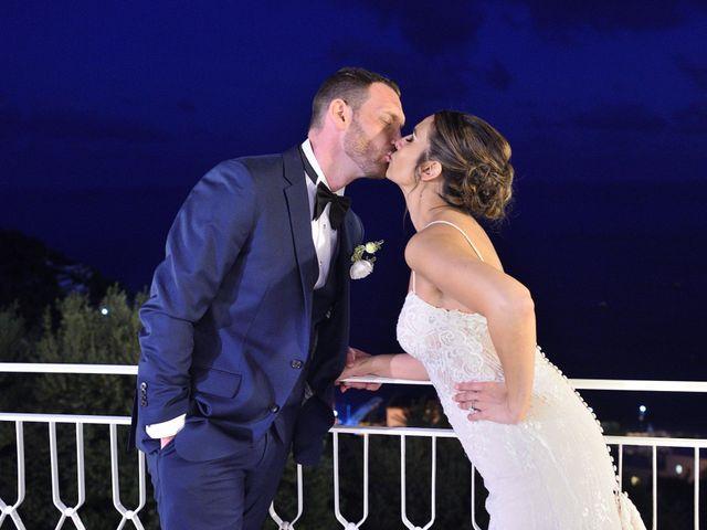 Il matrimonio di Erika e Coy a Massa Lubrense, Napoli 63