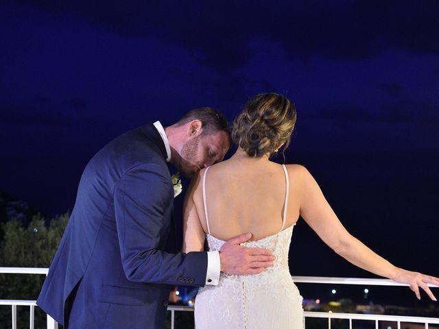 Il matrimonio di Erika e Coy a Massa Lubrense, Napoli 64