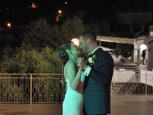 Il matrimonio di Erika e Coy a Massa Lubrense, Napoli 65