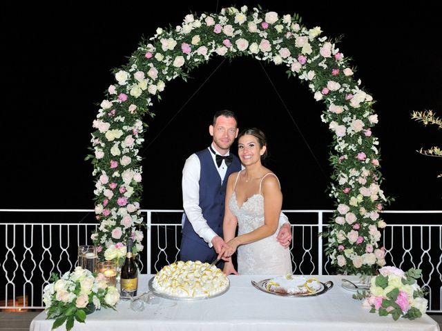 Il matrimonio di Erika e Coy a Massa Lubrense, Napoli 66