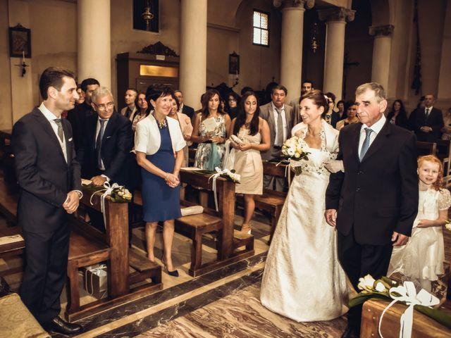 Il matrimonio di Alessandro e Vania a Colle Umberto, Treviso 10