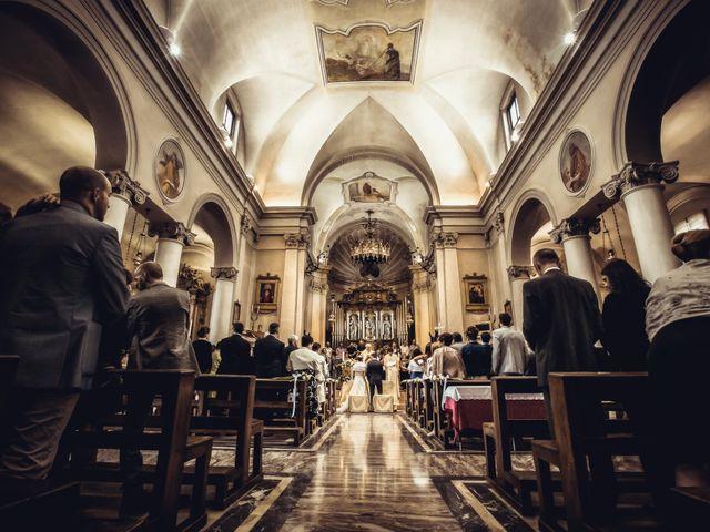 Il matrimonio di Alessandro e Vania a Colle Umberto, Treviso 11