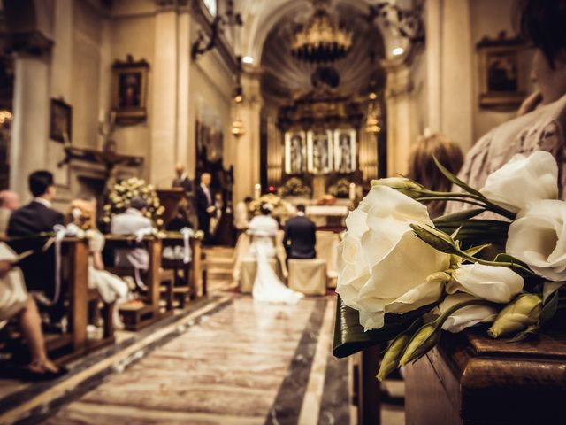 Il matrimonio di Alessandro e Vania a Colle Umberto, Treviso 12