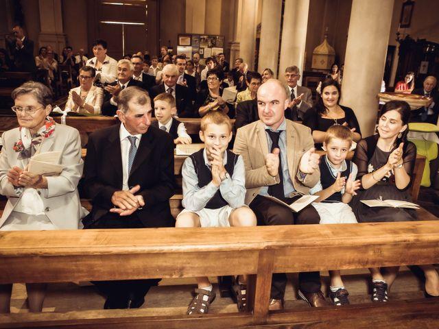Il matrimonio di Alessandro e Vania a Colle Umberto, Treviso 13