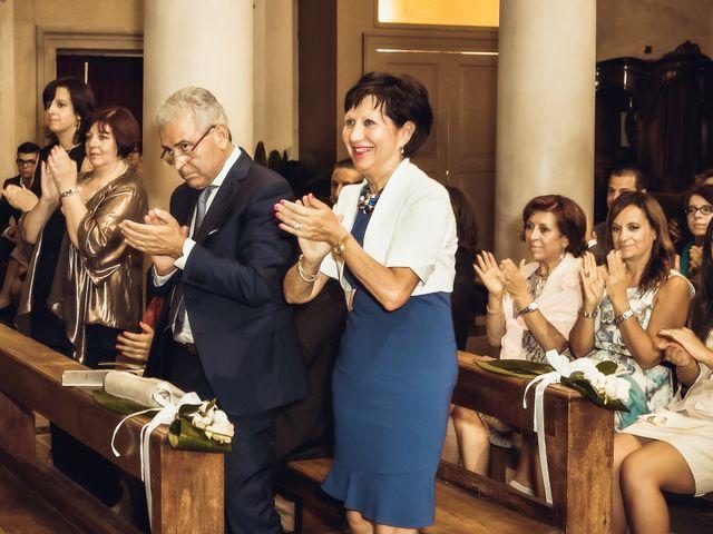 Il matrimonio di Alessandro e Vania a Colle Umberto, Treviso 15