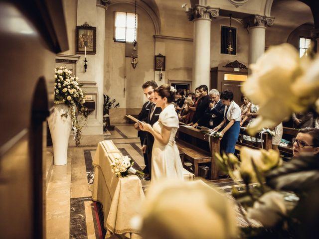 Il matrimonio di Alessandro e Vania a Colle Umberto, Treviso 16