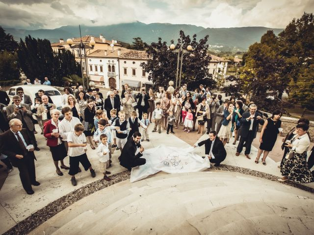 Il matrimonio di Alessandro e Vania a Colle Umberto, Treviso 20