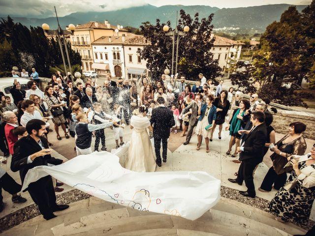 Il matrimonio di Alessandro e Vania a Colle Umberto, Treviso 21