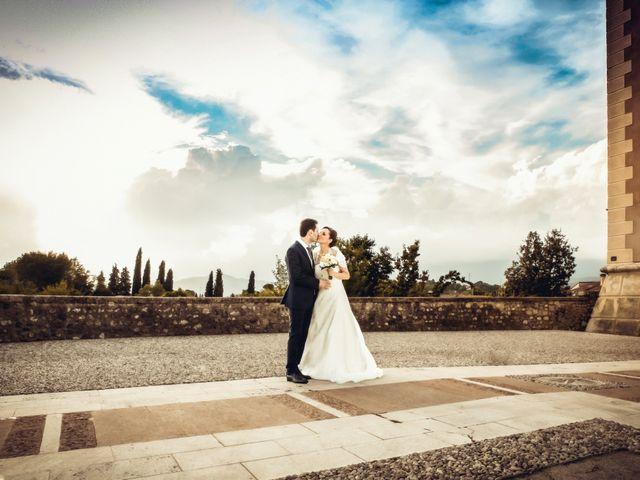 Il matrimonio di Alessandro e Vania a Colle Umberto, Treviso 22
