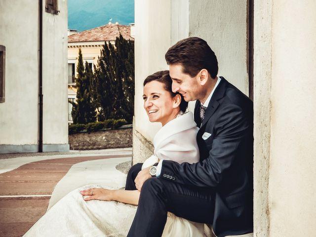 Il matrimonio di Alessandro e Vania a Colle Umberto, Treviso 24