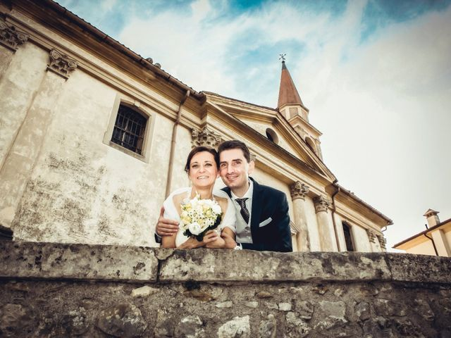 Il matrimonio di Alessandro e Vania a Colle Umberto, Treviso 25