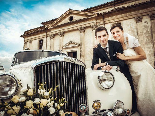 Il matrimonio di Alessandro e Vania a Colle Umberto, Treviso 30