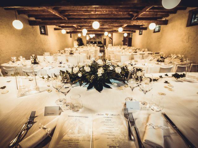 Il matrimonio di Alessandro e Vania a Colle Umberto, Treviso 32