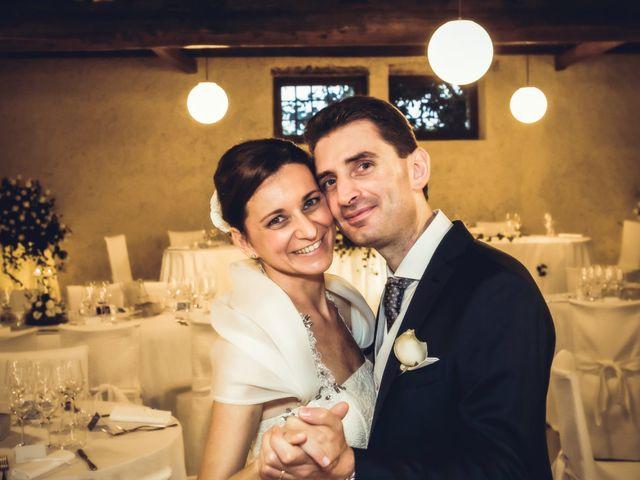 Il matrimonio di Alessandro e Vania a Colle Umberto, Treviso 34