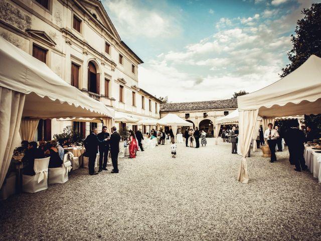 Il matrimonio di Alessandro e Vania a Colle Umberto, Treviso 35