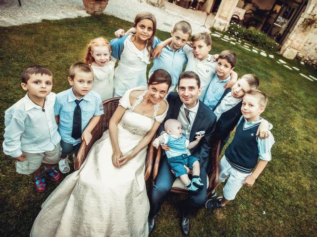 Il matrimonio di Alessandro e Vania a Colle Umberto, Treviso 36