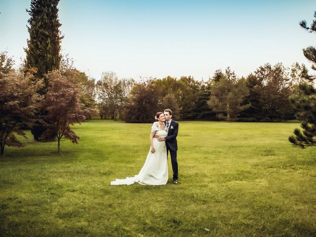 Il matrimonio di Alessandro e Vania a Colle Umberto, Treviso 37