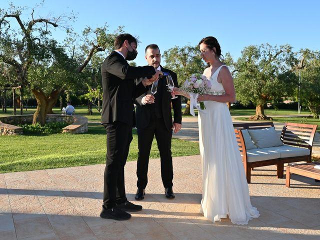 Il matrimonio di Felice e Mihaela a San Vito dei Normanni, Brindisi 7