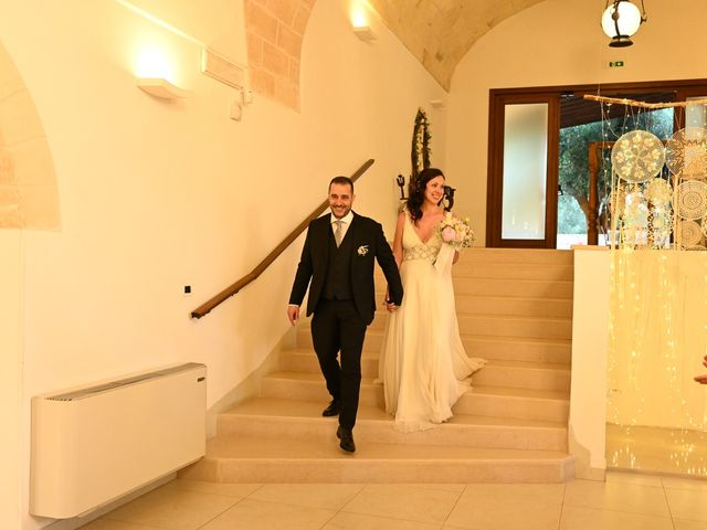 Il matrimonio di Felice e Mihaela a San Vito dei Normanni, Brindisi 8