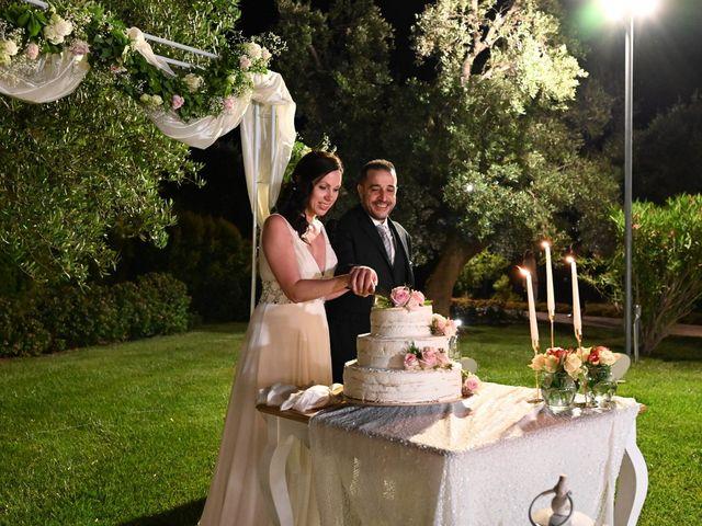 Il matrimonio di Felice e Mihaela a San Vito dei Normanni, Brindisi 9