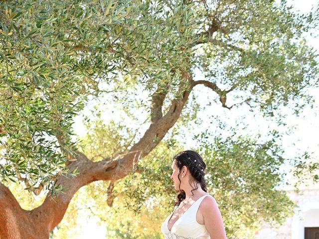 Il matrimonio di Felice e Mihaela a San Vito dei Normanni, Brindisi 11
