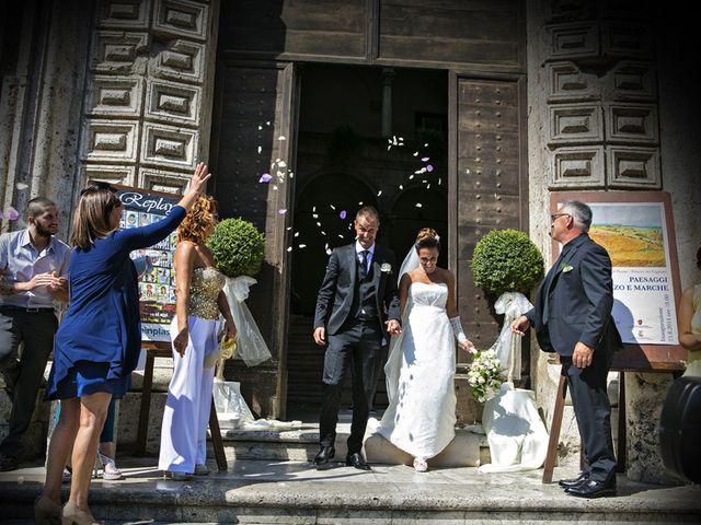 Il matrimonio di Roberto e Stefania a Ascoli Piceno, Ascoli Piceno 22