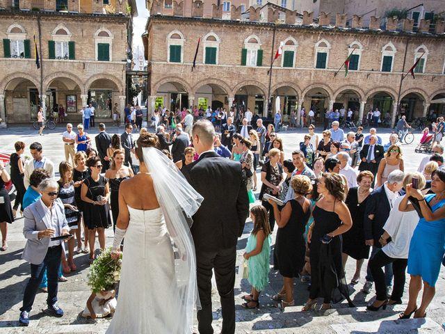 Il matrimonio di Roberto e Stefania a Ascoli Piceno, Ascoli Piceno 23