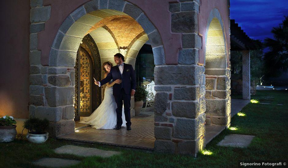 Il matrimonio di Nicola e Emanuela a Capo d'Orlando, Messina
