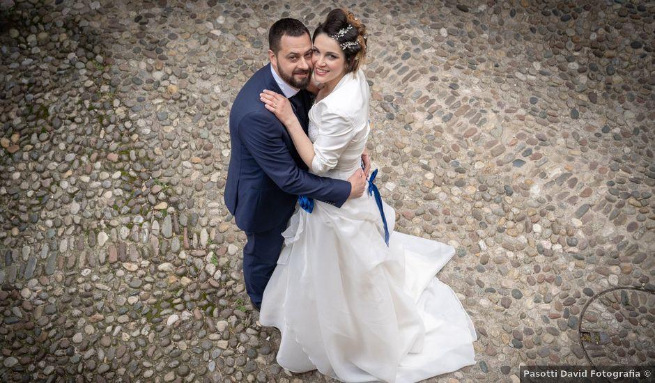 Il matrimonio di Massimo e Elena a Padenghe sul Garda, Brescia