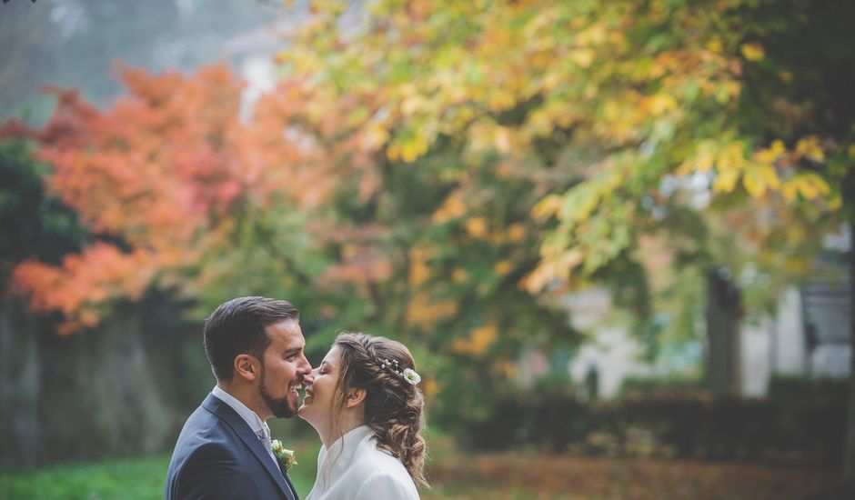 Il matrimonio di Federica  e Simone a Pinerolo, Torino