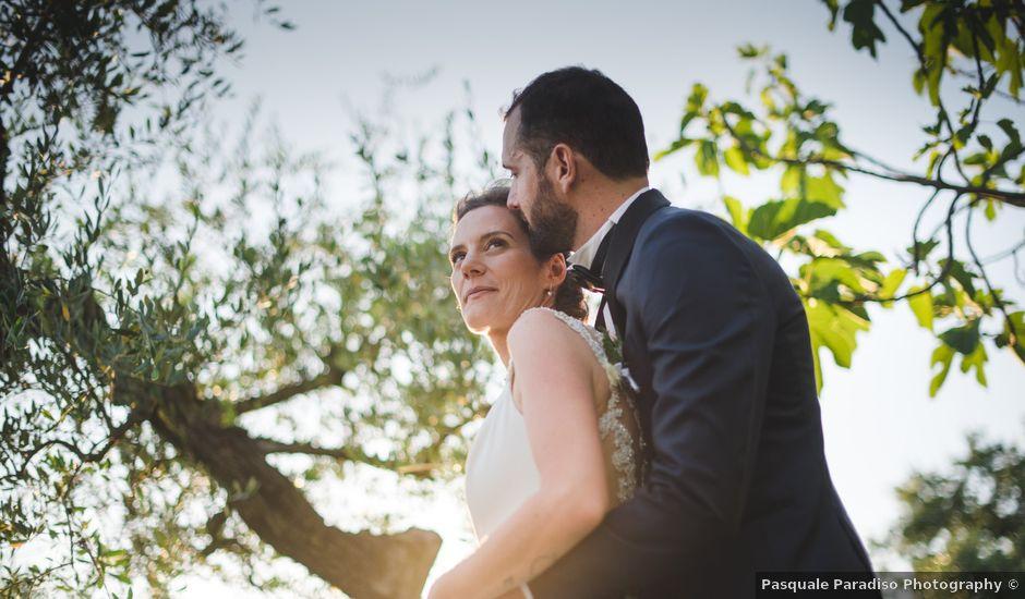 Il matrimonio di Alessio e Giulia a Pistoia, Pistoia