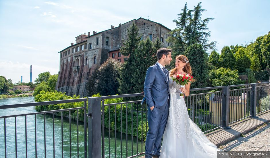 Il matrimonio di Stefano e Renata a Cassano d'Adda, Milano
