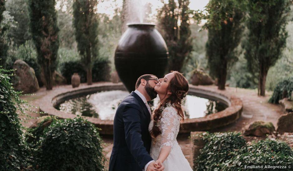Il matrimonio di Miriam e Luca a Roma, Roma