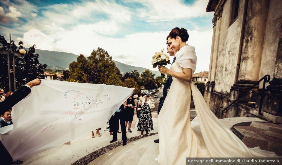 Il matrimonio di Alessandro e Vania a Colle Umberto, Treviso