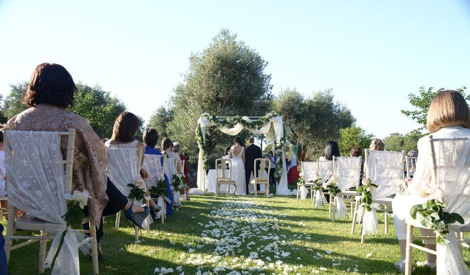 Il matrimonio di Felice e Mihaela a San Vito dei Normanni, Brindisi