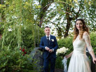 Le nozze di Simona e Marian
