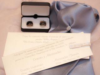 le nozze di Alessandra e Donato 3