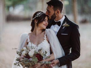 Le nozze di Chiara e Orazio 1