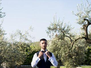 Le nozze di Fernanda e Francesco 1