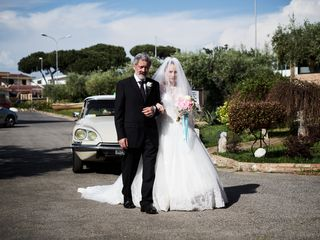 Le nozze di Roberto e Verdiana