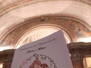 Le nozze di Junia e Matteo 1
