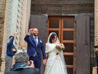 Le nozze di Junia e Matteo