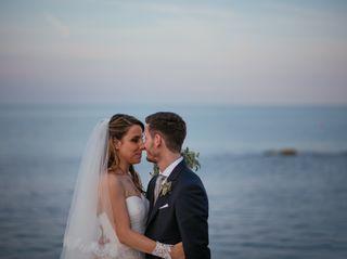 Le nozze di Kathleen e Francesco