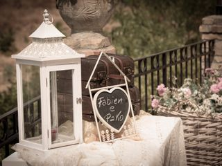 Le nozze di Fabiana e Paco 1