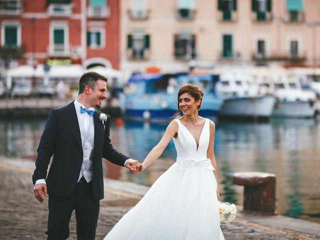 le nozze di Alessia e Benedetto